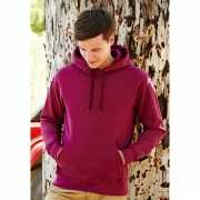 Fruit of the Loom sweater capuchon