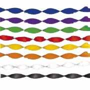 Feest slingers crepe papier 5m