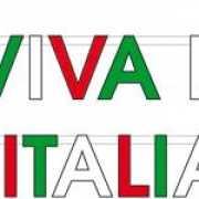 Italiaanse avond thema slingers