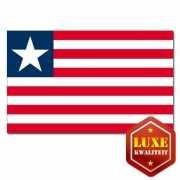 Continent Afrika Liberiaanse vlag