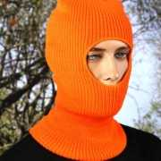 Fel oranje bivakmuts