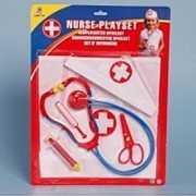 Verpleegster accessoires set