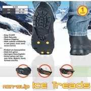 Sneeuw schoen noppen