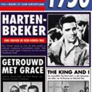 Verjaardag kaart met nieuws uit 1956