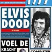 Verjaardag kaart met nieuws uit 1977