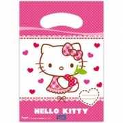 Hello Kitty traktatie zakken