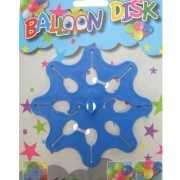 Ballon decoratie disk