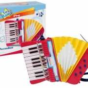 Kinder accordeon 21 cm