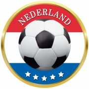Bierviltjes voetbal in Nederlands thema