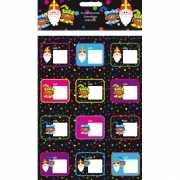 Sinterklaas stickers 24 stuks