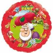 Gekleurde feest ballon Kabouter Plop