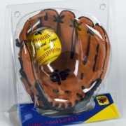 Honkbal speelgoed handschoenen