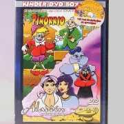 2 in 1 Sprookjes DVD met liedjes