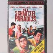 Komedie DVD schnitzel Paradijs