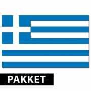 Pakket Griekenland feestartikelen