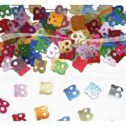 Feest decoratie confetti 18 jaar