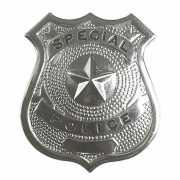 Politie spullen Badge