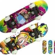 Klein skateboard voor kinderen
