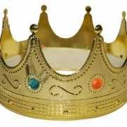 Gouden kroon voor volwassenen