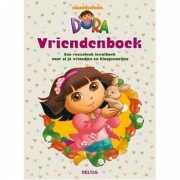 Vriendschapsboek van Dora