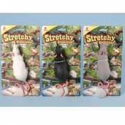 Speelgoed huisdier rat 28 cm
