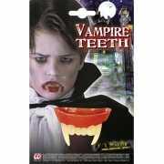 Dracula gebit met hoektanden voor kinderen