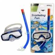 Kinder snorkel set