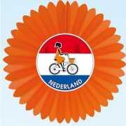 Nederland versiering rond