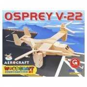 Vliegtuig bouwpakket puzzel Osprey