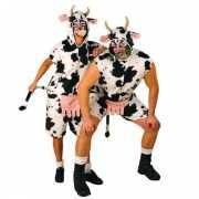 Koe verkleedkleding voor volwassenen