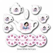 13 delige theeset Sneeuwwitje