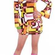 Sixties jurk