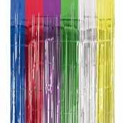 Gekleurde deurgordijnen