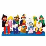 12 poppetjes voor kinderen