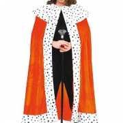 Oranje Royal mantel volwassenen
