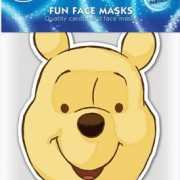 Winnie de Pooh masker van karton
