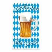 Oktoberfest versiering poster 120 cm