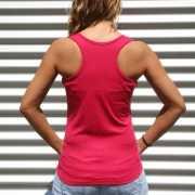 Dames shirtje zonder mouwen