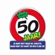Wenskaart 50 jaar