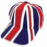 Engeland cap met Union Jack
