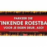 SD sticker Stinkende roestbak
