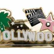 Hollywood muurplaat 28 x 60 cm