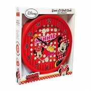 Minnie Mouse klok 3D