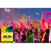 Holi powder geel 100 gram