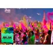 Holi powder groen 100 gram