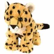 Speelgoed cheetah knuffel welp 30 cm