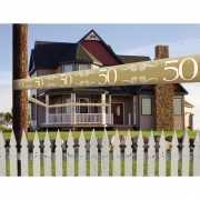 Gouden markeerlinten 50 15 meter