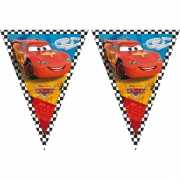 Kinderfeestje Cars vlaggetjeslijn 3 meter