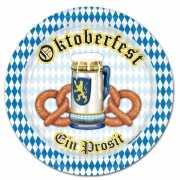 Beieren Oktoberfest bordjes