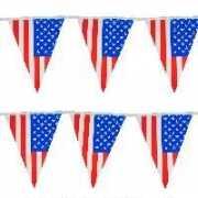 USA vlaggenlijnen